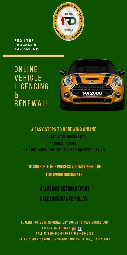 Online Vehicle Registration Promotion   Buckie Got It